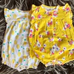 Bubble Rompers